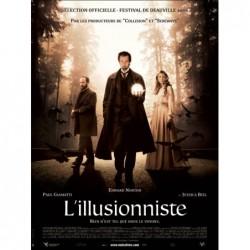 L illusioniste film -...