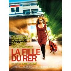 La fille du RER - Affiche...