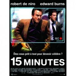 15 minutes - Affiche 40x60cm
