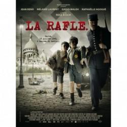 La Rafle - Affiche 40x60cm