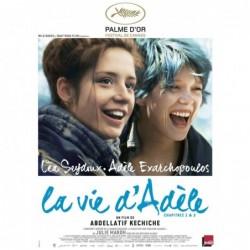 La vie d Adèle - Affiche...