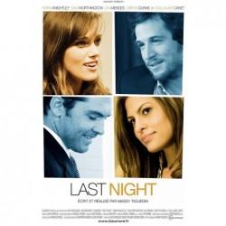 Last Night - Affiche 40x60cm