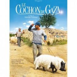Le cochon de Gaza - Affiche...