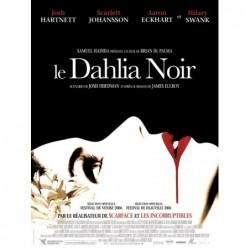 Le Dahlia Noir - Affiche...