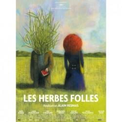 Les herbes folles - Affiche...