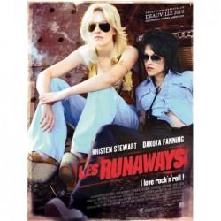 Les runaways - Affiche 40x60cm