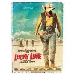 Lucky Luke - Affiche 40x60cm