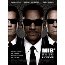 Men in black 3 - Affiche...