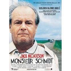 Mr Schmidt - Affiche 40x60cm