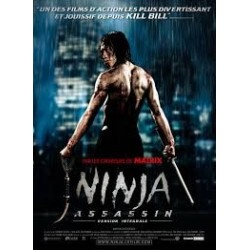 Ninja Assassin - Affiche...