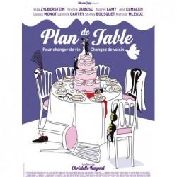 Plan de table - Affiche...