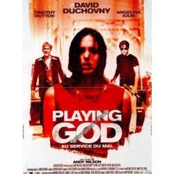 Playing God - Affiche 40x60cm