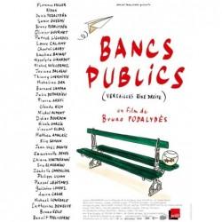Bancs publics - Affiche...