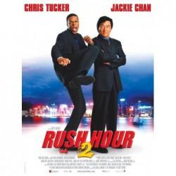 Rush hour 2 - Affiche 40x60cm