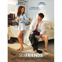 Sex Friends - Affiche 40x60cm