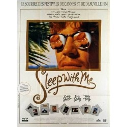 Sleep with me - Affiche...