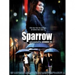 Sparrow - Affiche 40x60cm