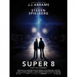 Super 8 - Affiche 40x60cm
