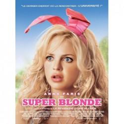 Super blonde - Affiche 40x60cm
