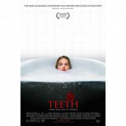 Teeth - Affiche 40x60cm