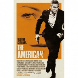 The American - Affiche 40x60cm