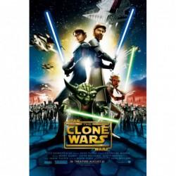 The clone wars - Affiche...