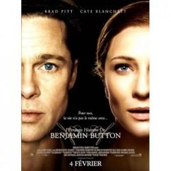 Benjamin Button - Affiche...