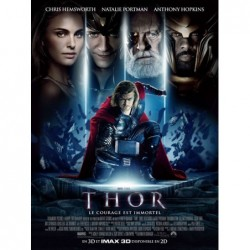 Thor - Affiche 40x60cm