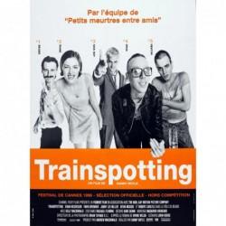 Trainspotting - Affiche...