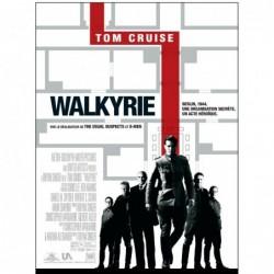 Walkyrie - Affiche 40x60cm