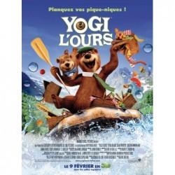 Yogi l'ours - Affiche 40x60cm