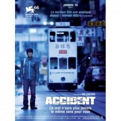ACCIDENT - Affiche 120x160cm