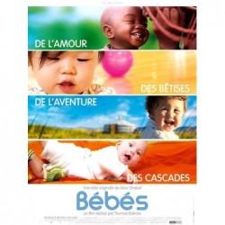 Bébés - Affiche 120x160cm