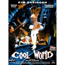 Cool World - Affiche 120x160cm