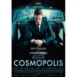 Cosmopolis - Affiche 120x160cm