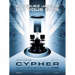 Cypher - Affiche 120x160cm