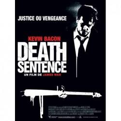 Death sentence - Affiche...
