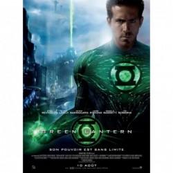Green Lantern - Affiche...