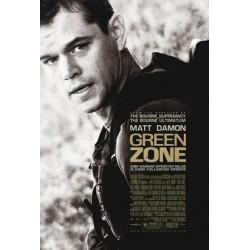 Green Zone - Affiche 120x160cm