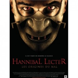 Hannibal Lecter - Affiche...