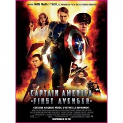Captain America – First...
