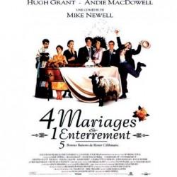 4 MARIAGES ET 1 ENTERREMENT...