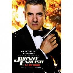 Johnny English – Le Retour...
