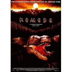 Komodo - Affiche 120x160cm