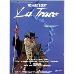 LA TRACE - Affiche 120x160cm