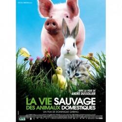La vie sauvage des animaux...